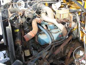 96 International T444E Turbo Diesel Engine Navistar