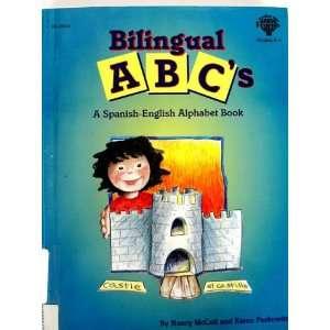 Spanish English Alphabet Book Nancy McColl, Karen Paskowitz Books