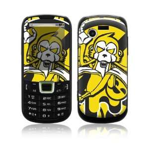 Monkey Banana Decorative Skin Cover Decal Sticker for