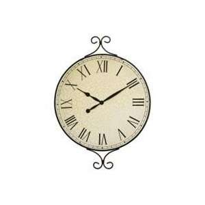 Kassel & Trade Decorative Metal Framed Wall Clock 3594504