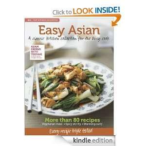Easy Asian (MB Test Kitchen Favourites): Murdoch Books Test Kitchen
