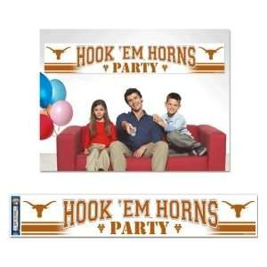 Texas Longhorns Party Banners Toys & Games