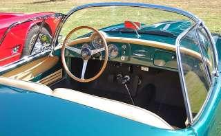 Lancia Aurelia B24 B20 Flaminia Touring Wood Steering Wheel Original