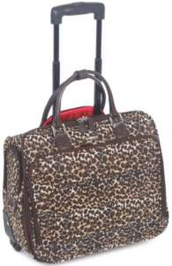 International Traveller Womens Laptop Case Overnight Carry On Luggage
