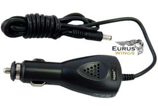 HQRP Car Charger fits Dell Inspiron Mini 9 9n 910 DC Power Adapter