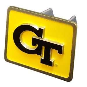 Georgia Tech Yellow Jackets Trailer Hitch Cover Sports