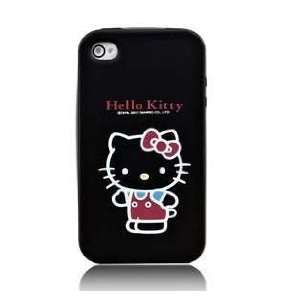 Hello Kitty Iphone 4 Case Bbc Durable Silicone Kitty Case