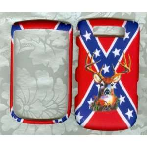 REBEL DEER PHONE COVER BlackBerry Torch 9800 AT&T CASE Cell Phones