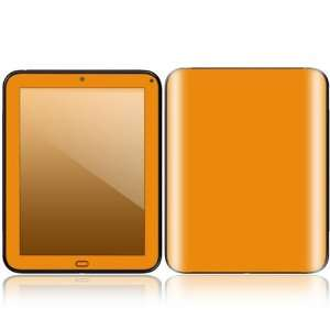 Simply Orange Design Decorative Skin Cover Decal Sticker for HP