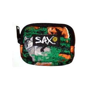 Wolf Bear Deer Outdoors Theme Micro Purse by Broad Bay