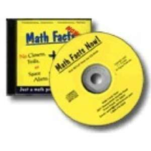 Math Facts Now  CD Rom