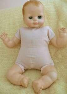 VOGUE Baby DOLL~Vinyl+Cloth Body~Sleep Eyes+Cries~16