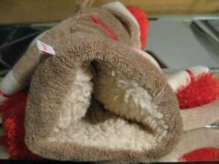 MONKEY (SOCK MONKEY HEADCOVER) 13 PLuSH DOLL GOLF CLUB COVER