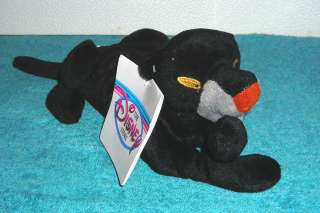 STORE EXCLUSIVE JUNGLE BOOK BAGHEERA THE PANTHER 8 PLUSH BEAN BAG TOY
