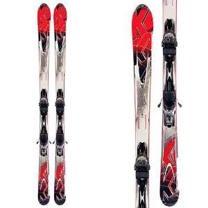 K2 A.M.P. Force Carving Skis + Marker M3 10.0 Bindings