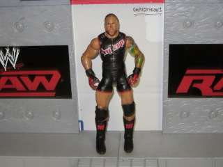 WWE MVP ELITE MATTEL WRESTLING FIGURE WWF ROH TNA LOT
