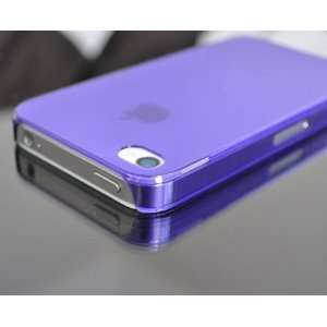 com Ultra Thin Hard Crystal Air Jacket Slim Fit Case for AT&T iPhone