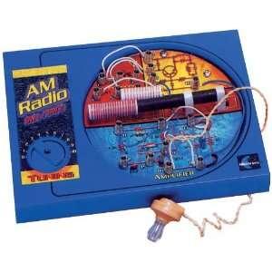 Elenco MX 901SW/CS10 Casepack of 10 Short Wave Radio Kit Toys & Games