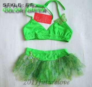 New Style Girls Swimwear Bather Tankini Beach Swimsuit