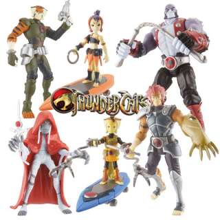 Thundercats Figures on New Thundercats 10cm Figures Choose Your Own Max Postage   2 49