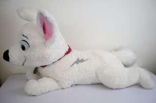 Exclusive BOLT 32 Jumbo Stuffed Plush Dog Toy