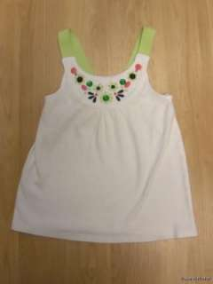 Gymboree Palm Beach Paradise Tank Top Shirt NWT 12 18 18 24 2T 3T 4T