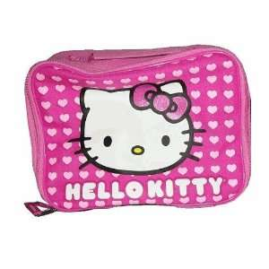 Hello Kitty Lunch Kit   Pink with Hearts