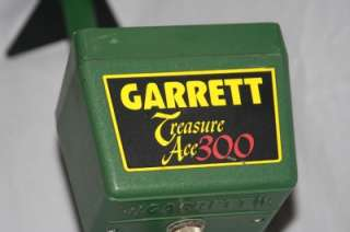 Garrett Treasure Ace 300 Metal Detector