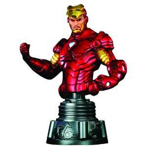 Bowen Designs The Invincible Iron Man Unmasked Mini Bust