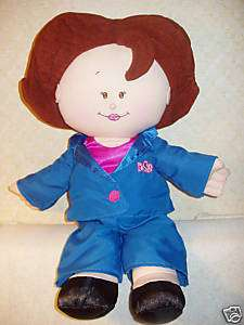 ROSIE ODONNELL TALKING DOLL 1997 TYCO PRESCHOOL TOYS