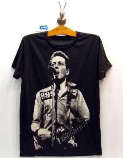 Joe Strummer The Clash UK Vintage Punk Rock T Shirt M