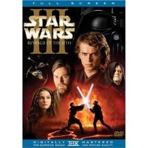 DVD Star Wars Ep. 3 Revenge of Movies & TV