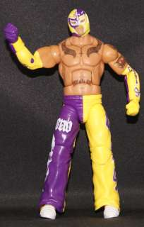 REY MYSTERIO   WWE ELITE 15 MATTEL TOY WRESTLING ACTION FIGURE