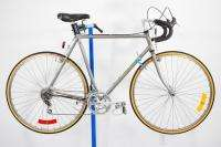 Vintage 1984 Trek 620 Road Bicycle Touring Bike 58cm Pewter USA Made