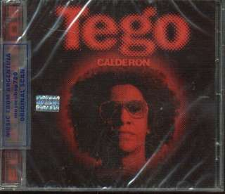 TEGO CALDERON EL ABAYARDE SEALED CD NEW