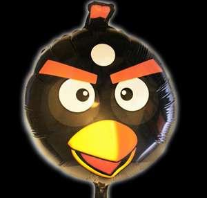 Angry Bird Balloons, Party Balloons, Helium Balloons, Birthday