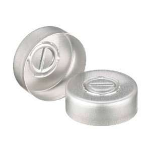 Wheaton 224183 01 Natural Aluminum Center Disc Tear Out Unlined Seal