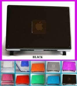 BLACK Hard SHELL Case for 13 MacBook + USA KEYBRD SKIN
