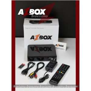 Azbox Bravissimo Twin HD   Black Electronics