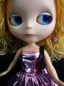 Doll collectors, up for sale is a customized Blybe Basaak/Bassar Doll