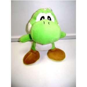MARIO BROS 8.5 Green Yoshi Plush Toys & Games