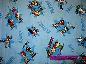 PEANUTS Bonk Charlie Brown Lucy Snoopy Linus Schroeder Woodstock