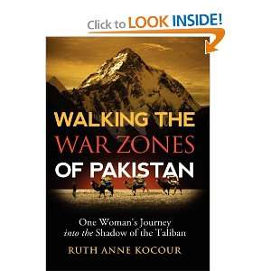 the Shadow of the Taliban (9781257746583) Ruth Anne Kocour Books