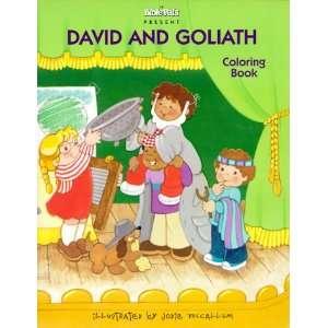 My Bible Pals Coloring Books) (9780784707081) Jodie McCallum Books