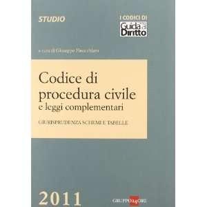 civile e leggi complementari. Giurisprudenza, schemi e tabelle