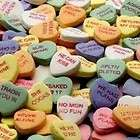 Retro Conversation Candy Hearts 2Lbs Just like you remember them