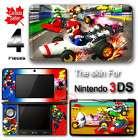 Super Mario Kart SKIN VINYL STICKER COVER #3 for 3DS