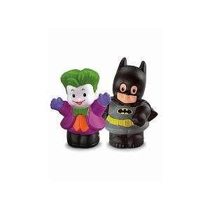 People DC Super Friends Batman & The Joker Figure Pack Toys & Games