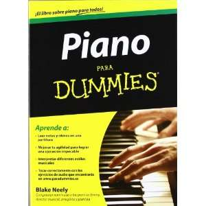 Piano para Dummies (9788432900785) Blake Neely Books