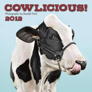 Cowlicious 2012 Mini Wall Calendar